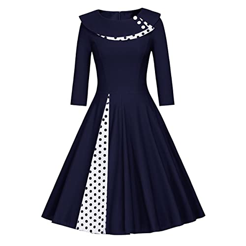 new product 28506 7922e Abiti Donna Bianchi Vintage: Amazon.it