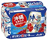アサヒ オリオンドラフト 350ml×6缶 2100ml