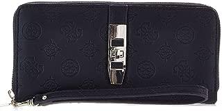 Luxury Fashion | Guess Womens SWSG7398460BLACK Black Wallet | Fall Winter 19