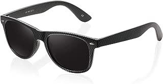 Polarized Sunglasses for Men and women - Feirdio Classic Retro Sun Glasses Pattern Frame Mens Sunglasses 2170