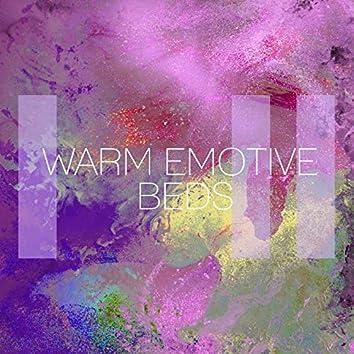 Warm Emotive Beds