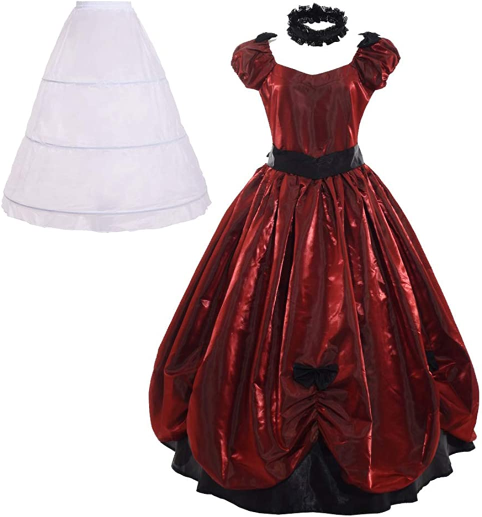 BPURB Popular shop is the lowest price challenge Victorian Ball Gown Medieval Costume Unders Irish free shipping Dress