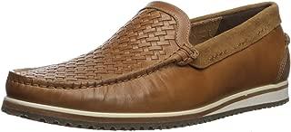 Men's Bolognese Woven Moc Loafer