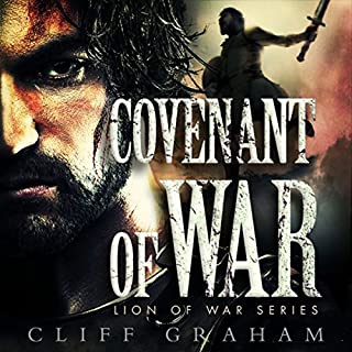 Covenant of War audiobook cover art