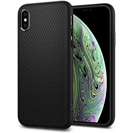 Spigen Liquid Air Armor Designed for iPhone Xs Case (2018) / Designed for iPhone X Case (2017) - Matte Black