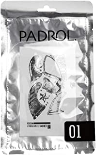 ノルコーポレーション サシェ ハンガー 吊り下げ PADROL BENETE(パドロール ベネット) ホワイトムスクの香り PAD-4-01