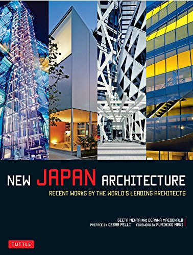 New Japan Architecture: Recent Works by the World\'s Leading Architects