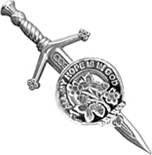 Fraser (Saltoun) Scottish Clan Small Kilt Pin
