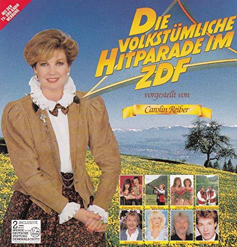 Die volkstümliche Hitparade im ZDF 1990.