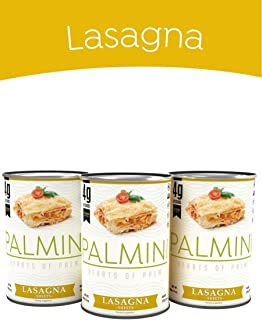 Palmini Low Carb Lasagna | 4g of Carbs | As Seen On Shark Tank | Gluten Free | 14 Oz. Can..