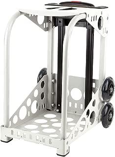 Zuca Sport Frame, in White - Frame Only (Sport Insert Bag Not Included)