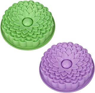 DFSM Bird Nest Shape Crown Flower Silicone Cake Molds Cake Bakeware Baking Tools DIY 3D Bread Birthday Wedding Pastry Moul...