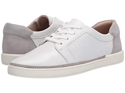 Naturalizer Jane (White Grey Leather/Suede) Women