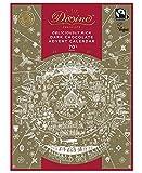 Divine Chocolate | Adventskalender aus dunkler Schokolade 70% Kakao, 2 x 85 g