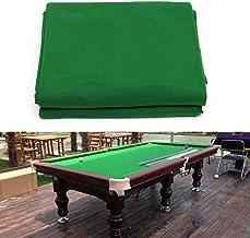 avec coussin environ 2.13 m 9 ft environ 2.74 m environ 2.44 m Laine de Billard Pool Table Nappe Billard feutre 7 ft 8 FT