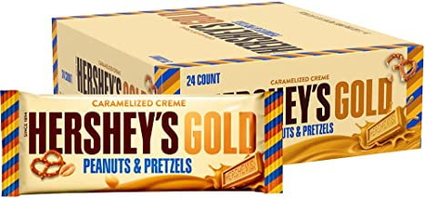 Best hershey gold peanuts and pretzels Reviews