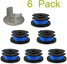 Yabey String Trimmer Spool Replacement for Ryobi One Plus AC14RL3A 18V 24V 40V 11ft 0.065