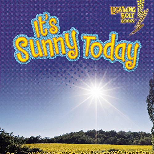 It's Sunny Today copertina