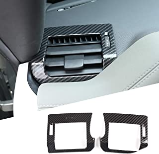 ABS 8 Pz Sedile Regolazione Pulsante Trim Accessori Copertura Per LR Defender 110 2020