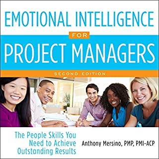 Emotional Intelligence for Project Managers audiobook cover art