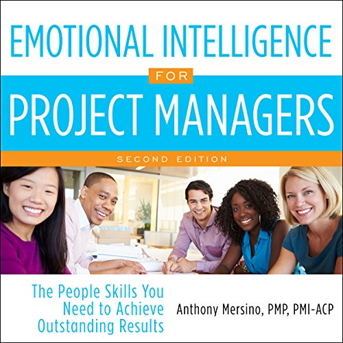 Emotional Intelligence for Project Managers cover art
