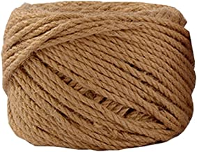 Natural Jute Twine,5mm Hemp Rope,Arts and Crafts Jute Rope Materials Packing