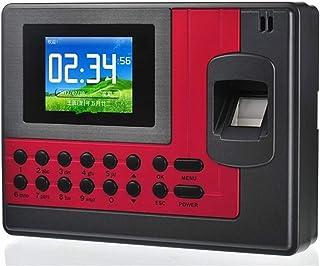 Time Card Machine Time Clock USB بصمة الحضور آلة موظف الوقت ساعة