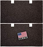 2-Pack of Dometic Duo Therm -Compatible RV AC Replacement Filters - 14' x 7.5' - RV Air Conditioner Filter - Made in the USA - Comparable to 3313107.103/3105012.003 - By Mission Automotive