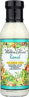 Walden Farms Sugar Free Ranch Dressing, 12 Ounce -- 6 per case.