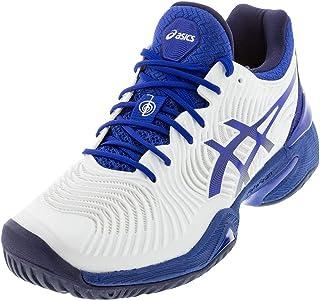 Court FF 2 Novak Mens Tennis Shoe - White/Blue