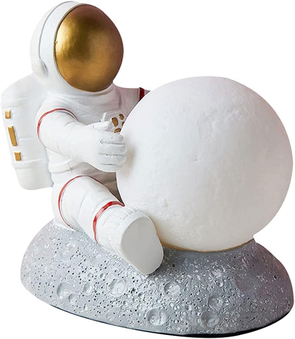 G-teeth Astronaut Moon Lamp Figurine New product Table Themed Ornamen Space High quality