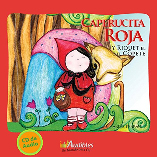 Caperucita Roja [Little Red Riding Hood] audiobook cover art