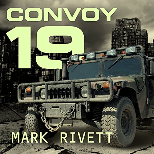 Convoy 19 audiobook cover art