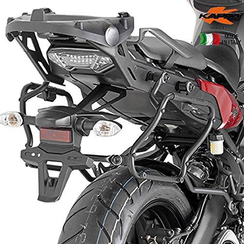 Kappa - Klxr2122 Soporte para Maletas Laterales Yamaha mt-09 Tracer (2015)