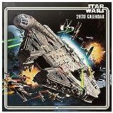 ERIK - Calendario de pared 2020 Star Wars Classic, 30 x 30 cm (incluye póster de regalo)