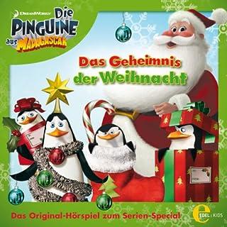 Das Geheimnis der Weihnacht (Die Pinguine aus Madagascar) Titelbild