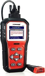 Romacci Scanner OBDⅡ universal Ferramenta de diagnóstico automotivo Motor de carro Leitor de falhas Apagar/redefinir códig...