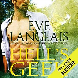 Hell's Geek audiobook cover art