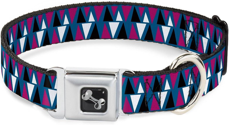 Buckle-Down Seatbelt Seatbelt Seatbelt Buckle Dog Collar Peaks