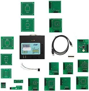 XPROG 5.55 ECUプログラミングプログラマーオートチップチューニング診断ツールカー修理スキャナツール特にBMW CAS4用(カラー:ブラック)