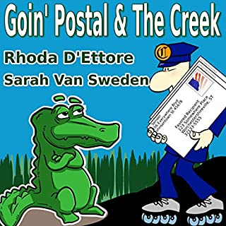 Goin' Postal/The Creek audiobook cover art