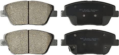 KFE Ultra Quiet Advanced KFE1444-104 Premium Ceramic FRONT Brake Pad Set