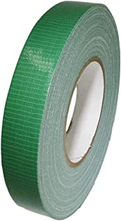 T.R.U. CDT-36 Industrial Grade Duct Tape. Waterproof and UV Resistant. Multiple Colors Available. 60 Yards. (Dark Green, 1.5 in.)