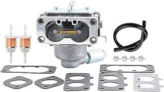 799230 Carburetor for John Deere L111 L118 L120 LA120 LA130 LA135 LA140 LA145 LA150 Briggs & Stratton 791230 699709 499804 Toro Carburetor Kit - John Deere LA145 Carburetor Kit Engine(799230)