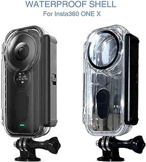 EDTara 10M Insta360 One X Venture Case Funda Impermeable Funda de Buceo para Insta360 One X Accesorios para cámaras de acción