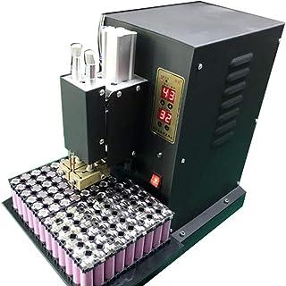 Hanchen Equipo de Soldadura Máquina de Soldar 10KW Soldadora Soldador para 18650 Batería Pneumatic Pulse Spot