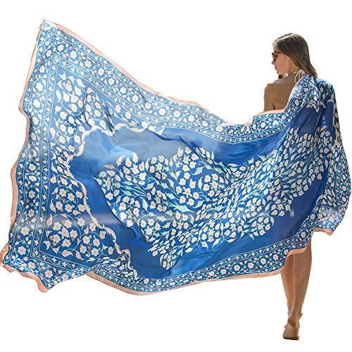 DANA XU 100% Pure Silk Large Size W…