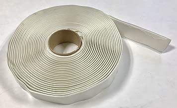 White Butyl Tape 1/8