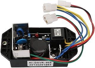 𝐂𝐡𝐫𝐢𝐬𝐭𝐦𝐚𝐬 𝐆𝐢𝐟𝐭 Regulador de voltaje del generador, KI-DAVR 95S Professional AVR Regulador de voltaje automático Controlador Generador Piezas