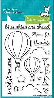 لون فون - طوابع زرقاء و زرقاء - LF511